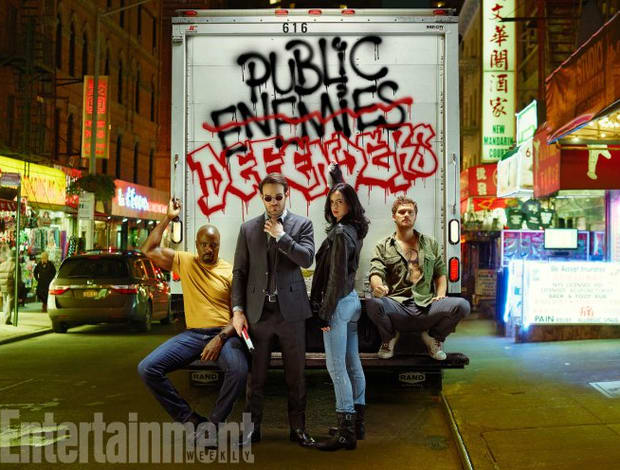 The Defenders Trailer Break Down