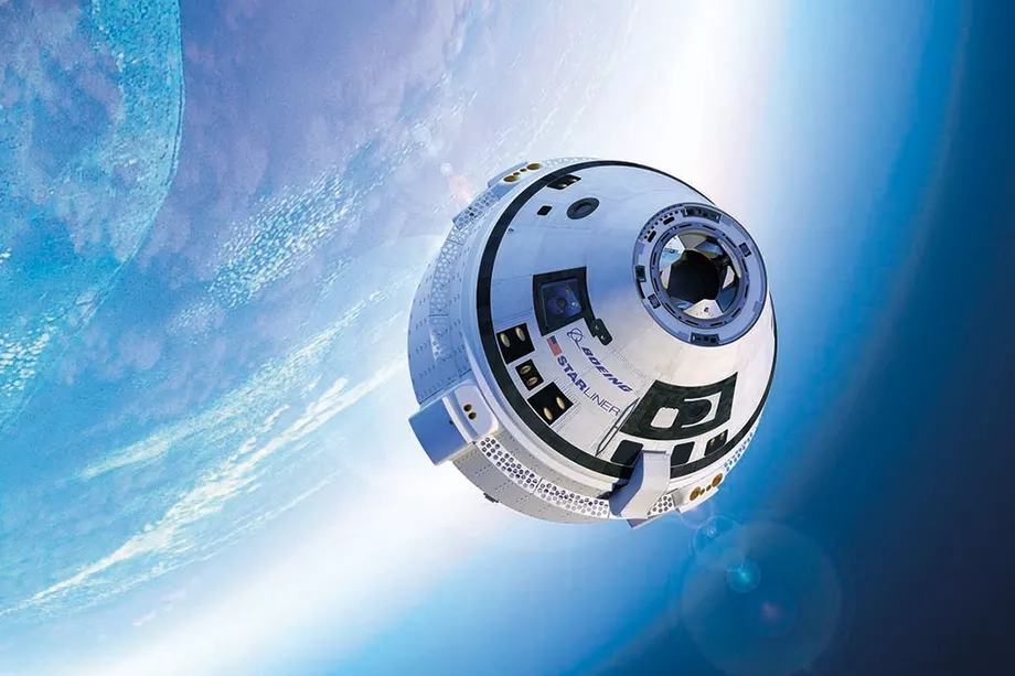Boeing's First Space Flight Gets Extended AndDelayed